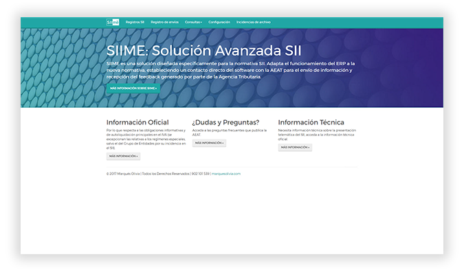 SIIME Web Interface