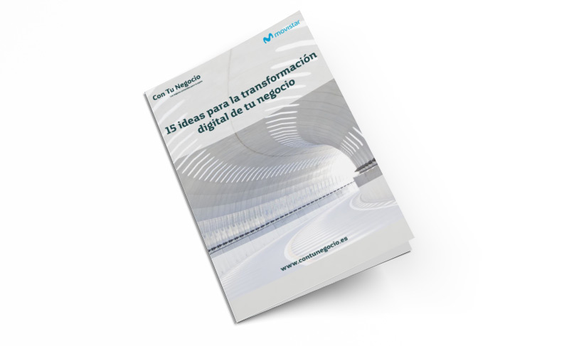 Whitepaper: 15 Ideas para la Transformación Digital de tu Negocio