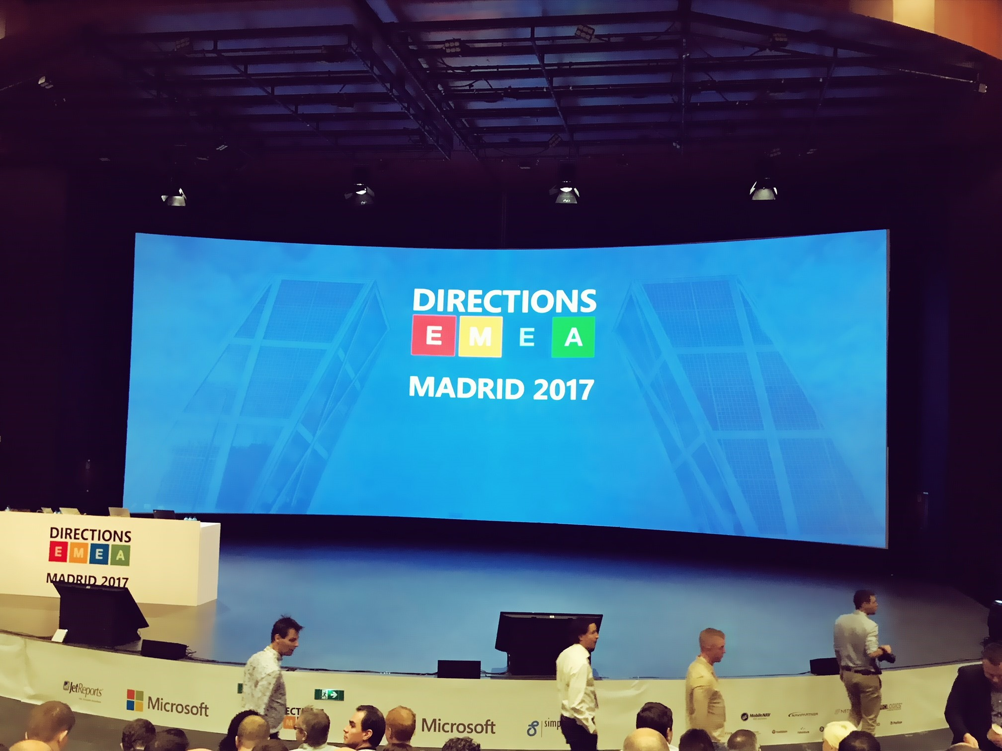 Directions EMEA Madrid
