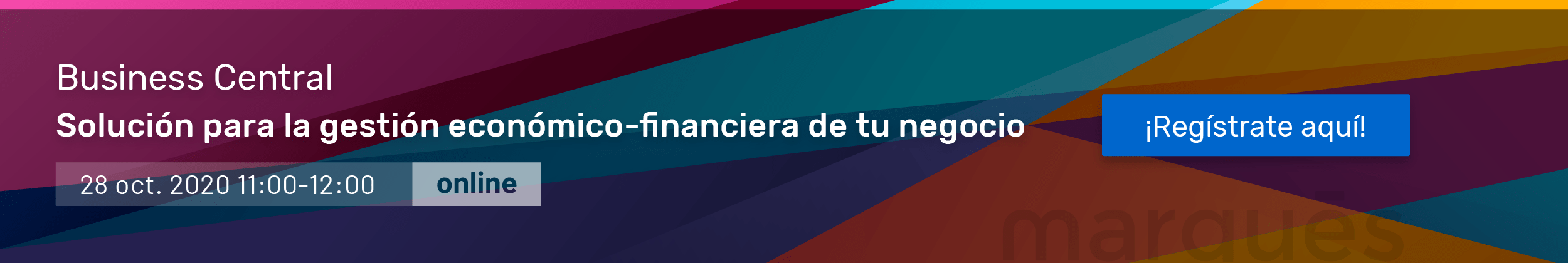 webinar finanzas business central