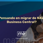 ¿Pensando en migrar de NAV a Business Central?