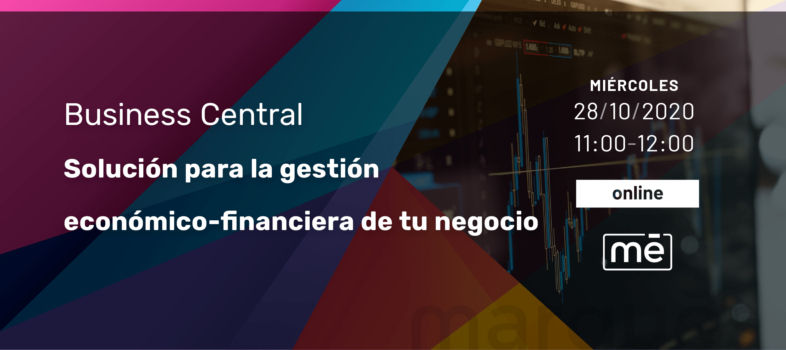 Webinar finanzas de Business Central